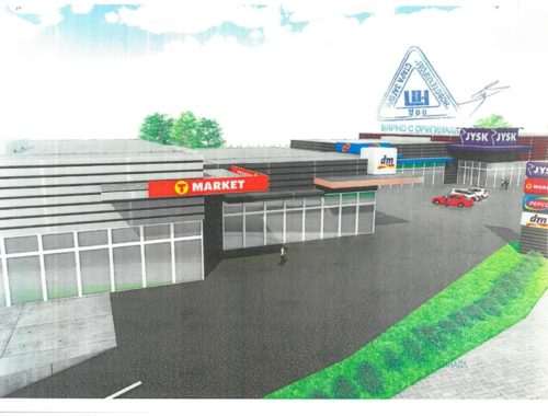 New large-scale shopping centre to be built in Gorna Oryahovitsa