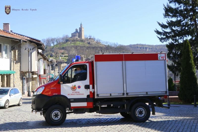 New measures against the coronavirus in Veliko Tarnovo Municipality
