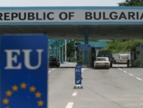 The health minister issued a temporary ban for foreigners entering Bulgaria