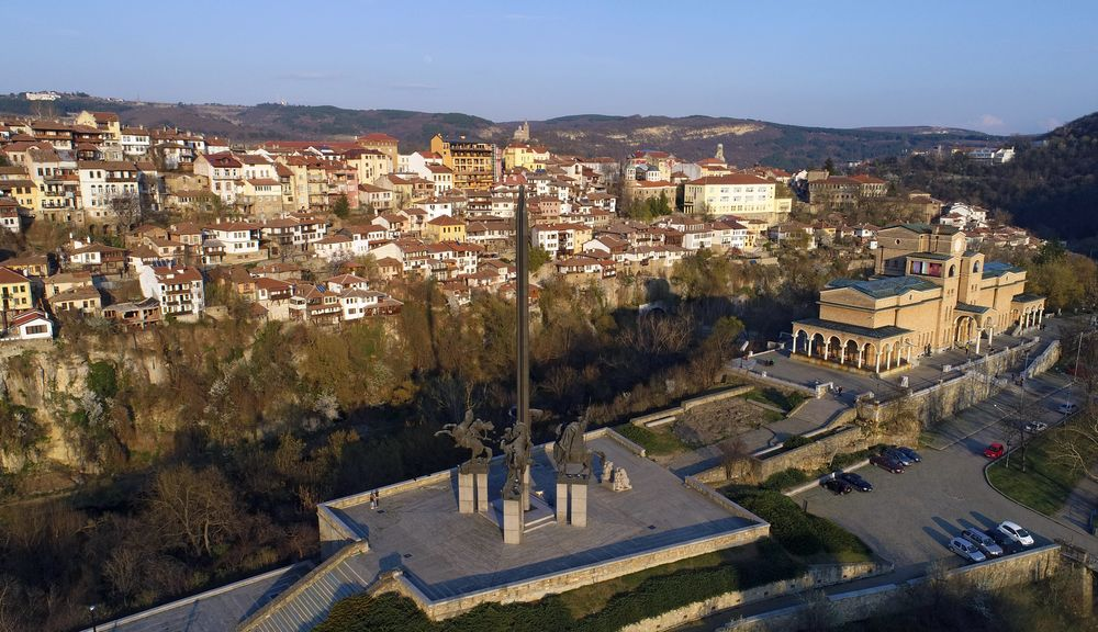 Veliko Tarnovo once again in the competition for the Best City to Live