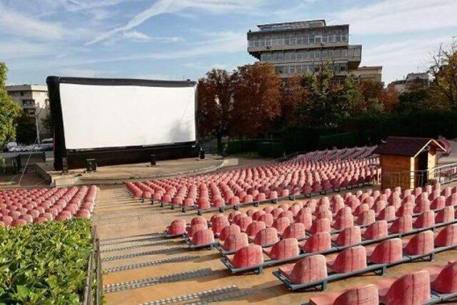 Summer cinema under the stars will once again delight cinema lovers in Veliko Tarnovo