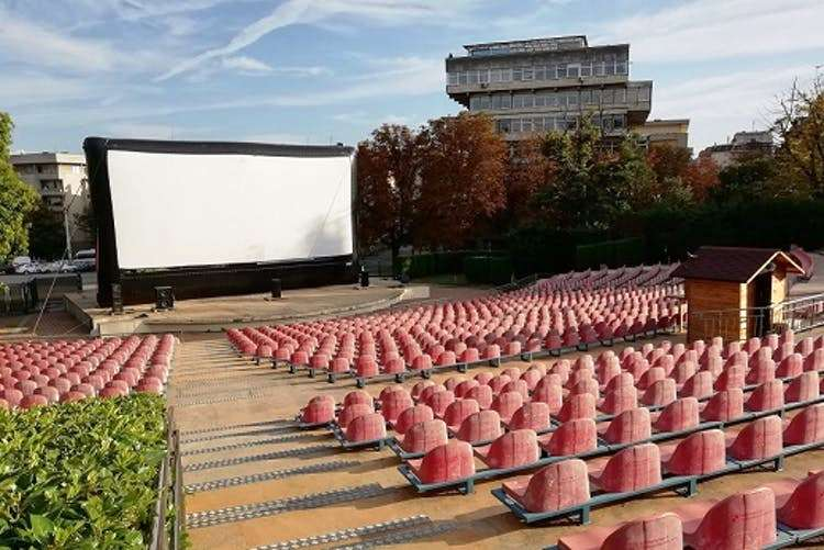 Summer cinema under the stars will once again delight cinema lovers in Veliko Tarnovo