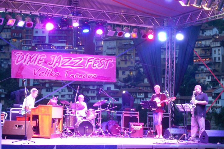 Dixie Jazz Fest in Veliko Tarnovo is cancelled