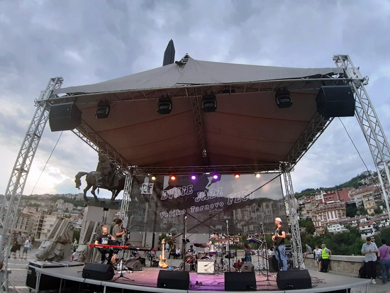 Veliko Tarnovo will once again become the capital of jazz in July