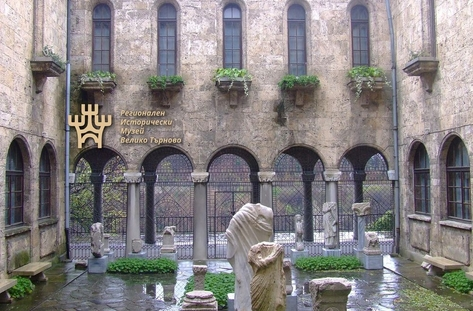 Two concerts dedicated to May 24 will be performed by the Veliko Tarnovo Theater in the Lapidarium