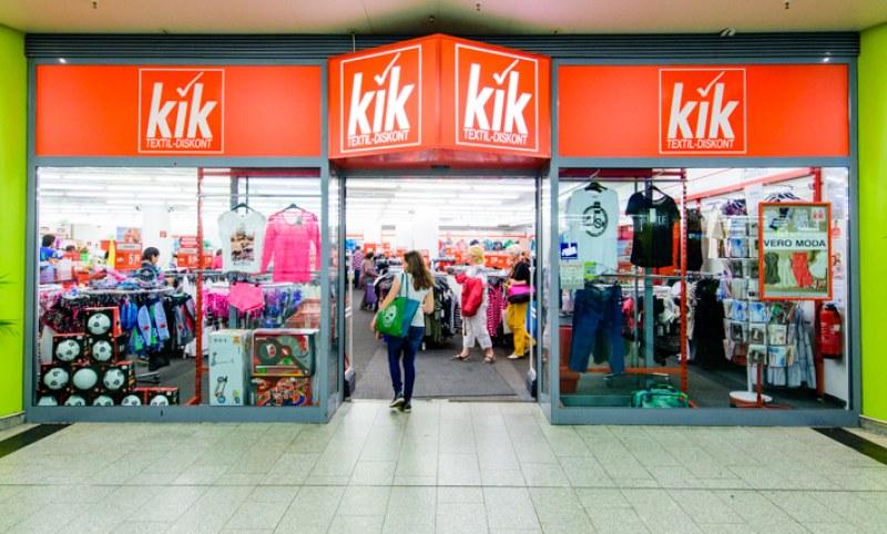 The affordable German chain KiK sets foot in Veliko Tarnovo