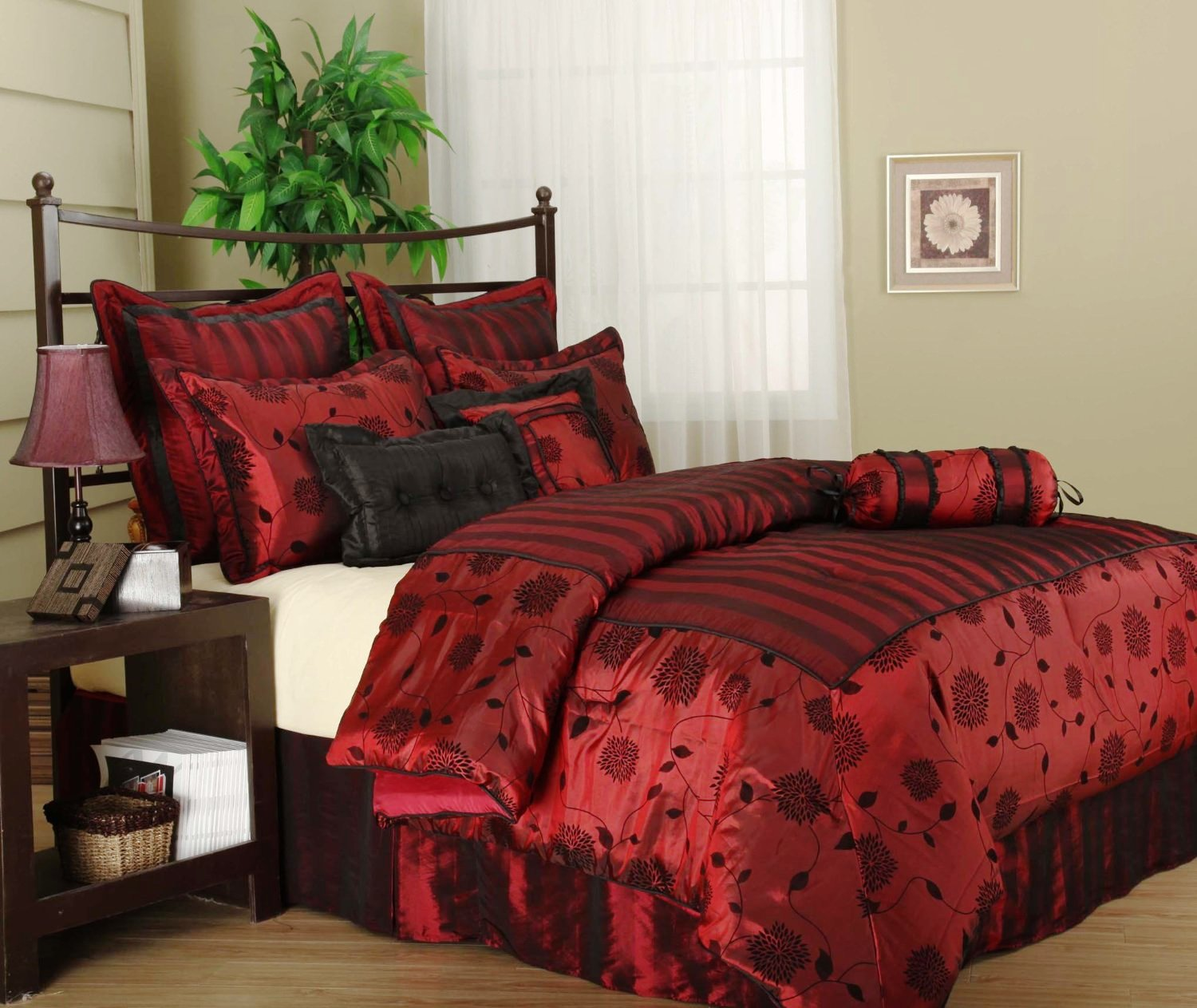 Romantic Black And Red Bedroom 100+ ideas brown black red black romantic black and white bedrooms
